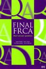 Click here to order Final FRCA Short answer questions online from Amazon